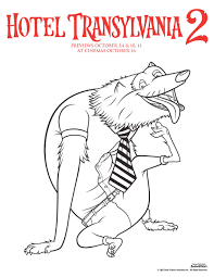 4167x5392 best of coloring pages hotel transylvania