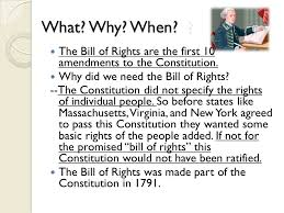 Bill Of Rights Powerpoint Bill Of Rights Powerpoint Background Round Table Us