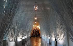 white house decorations personally chosen by melania trump revealed