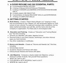 14 Incomplete Degree Resume Notice Paper