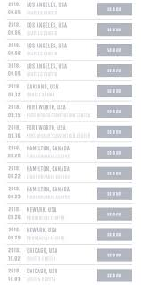 news180510 bts has officially sold out all announced us canadian tour stops