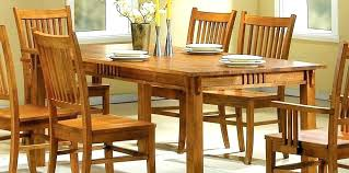 oak dining room table chairs and for