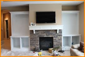 best built ins around fireplace diy home design ideas for inspiration and styles 7
