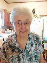 Wilma Bruce Sanders of Johnston City