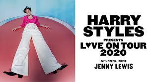 Harry Styles 313 Presents