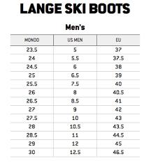 Tecnica Size Chart Atomic Boots Size Chart Atomic Skis Sizing Chart Ski Boot