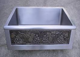 EModern Decor Ariel 30Stainless Steel Farmhouse Kitchen Sinks