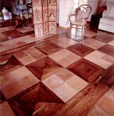 pas wood and tile parquet staircase