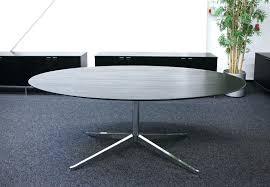 Tisch Oval Weiss Snhrcpporg