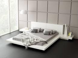 Low Profile Platform Bed Frame Design