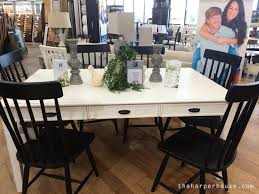 magnolia home furniture real life opinions the harper house magnolia home furniture farmhouse keeping dining table find my real life review of