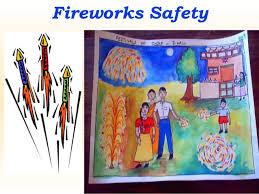 Fireworks Safety Diwali