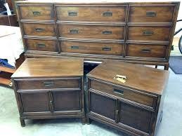 decoration: Bedroom Set Vintage Furniture Antique Henredon. Vintage ...
