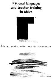 The following explanations and exercises will help you learn both the spelling and pronunciation of the 26 different letters. National Languages And Teacher Training In Africa Methodological Guide No 3 Practical Training Documents For Those Responsible For Language Reform Unesco Digital Library