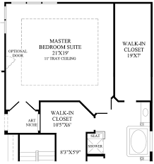 Baby Nursery master bedroom floor plans Master Bedroom Floor