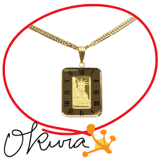 deep exemption from taxation taxfree dutyc154777 with the gold ingot necklace lady s k18yg k24yg 16 0 g 18 karat gold yellow gold 750