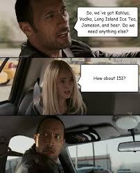 The Rock Driving memes | quickmeme via Relatably.com