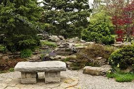 Small Picture Stone Garden Bench Design Ideas