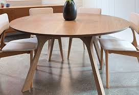 adorable american oak dining table round pertaining to design 2