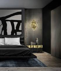 10 modern black white master bedroom