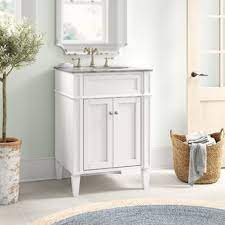 Farmhouse Rustic 24 Inches Bathroom Vanities Birch Lane