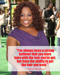 Sherri Shepherd Quotes. QuotesGram via Relatably.com