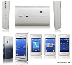 sony ericsson xperia x8. sony ericsson xperia x8 manual user guide w