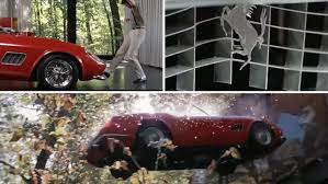 Ferrari California Spyder Crash Scene From Ferris Bueller S Day Off The Scottish Sun