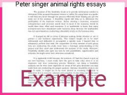 peter singer animal rights essays college paper academic writing  peter singer animal rights essays animal rights interests food animal liberation by
