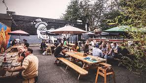 greenwood s city patio beer garden