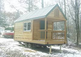 Small Picture Good Small Houses On Wheels Plans 8 Tiny house on wheels for