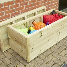 large wooden storage chest. Large Outdoor Wooden Storage Chest Small To