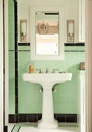 Vintage Bathrooms Pinterest alluring vintage bathroom ideas 3 black