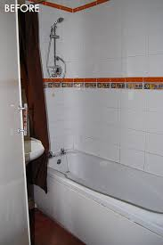 cheap bathroom makeover. Simple Makeover Bathroom Before Inside Cheap Makeover E