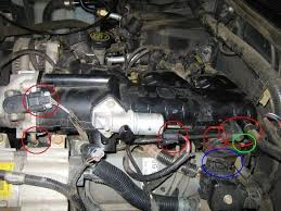 together with Ford Ranger Intake Manifolds   eBay furthermore  besides The Ford 4 6L Modular Engine likewise  in addition 4 2L Vaccum lines   Ford Truck Enthusiasts Forums moreover  furthermore Need help with vacuum lines    Ford Explorer and Ford Ranger also  further  additionally . on 2002 explorer sport intake manifold diagram