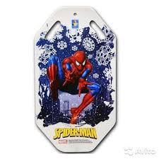 """<b>Ледянка</b> 1TOY для одного 92 см """"<b>Marvel Человек</b>-<b>Паук</b> купить в ..."""