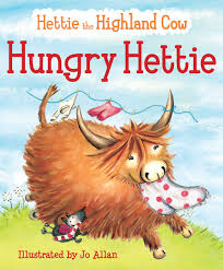 Amazon.com: Hungry Hettie: The Highland Cow Who Won't Stop Eating! (Picture  Kelpies) (9780863157790): Allan, Jo, Lawson, Polly: Books