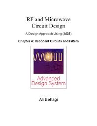 Rf Circuit Design Bowick Rf And Microwave Circuit Design