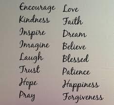 Inspiring Words Pic