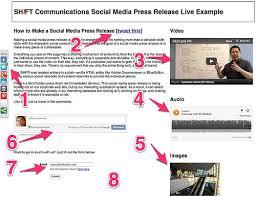 Social Media Press Release 2 0 Shift Communications Pr Agency