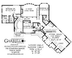 stoneview manor house plan house plans by garrell associates, inc House Plans Country Estate stoneview manor house plan 06055, 2nd floor plan country estate house plans