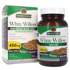 White <b>Willow</b> Bark <b>Standardized</b> [16447] - $17.99 : Nature's Answer ...