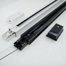 track rail lighting. Stylish Track Lighting Rails Meter Aluminum Rail Accessories For All Light M