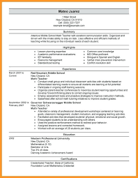 Perfect Resumes Examples - April.onthemarch.co