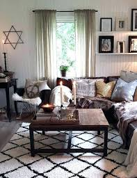 brown leather sofa decorating ideas leather sofa decorating ideas living room brown cozy living rooms and