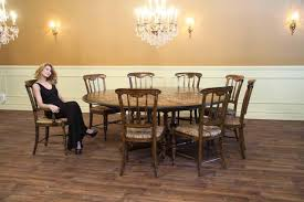 fascinating formal dining room with this round dining table for 6 people can be dressed up for formal settings or knocked down for
