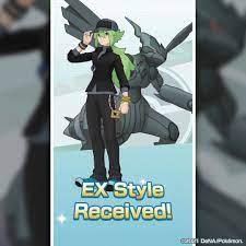 Pokémon Masters EX - N & Zekrom's EX Style