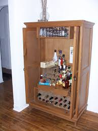 Liquor Cabinet With Lock Ikea Home Bar Design Creative - Home liquor bar designs