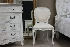 White Bedroom Chair - tombates.org