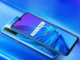 Realme launched the V15 5G smartphone ...